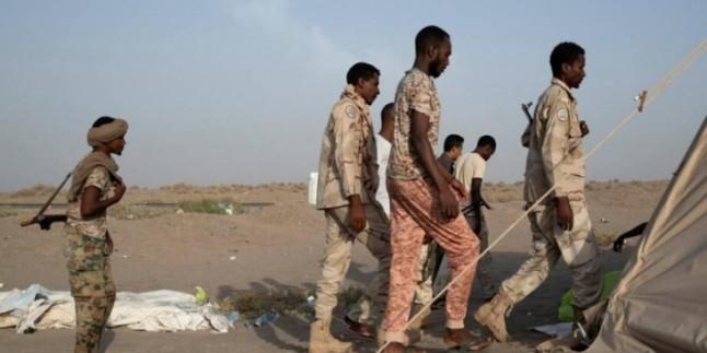 BAE Sudanlıları Kandırarak Libya'ya Gönderdi