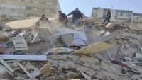 İzmir Depreminde Can Kaybı 105'e Yükseldi
