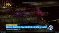 ABD'nin Wisconsin eyaletinde silahlı çatışma: 8 kişi yaralandı