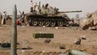 Yemen ordusu ve halk güçlerinden Suudi unsurlarına karşı operasyon