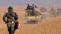 Haşdi Şabi, Irak'ın Batısı'nda IŞİD'e ait merkezleri yok etti