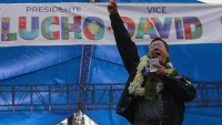 Bolivya Devlet Başkanı'nın Filistin davasını desteklemesi