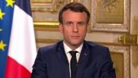Macron yine Müslümanlara hakareti savundu