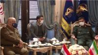 İran Devrim Muhafızları: Irak Ordusu Deniz Kuvvetleri ile Her Türlü Askeri İşbirliğe Hazırız