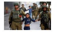 İsrail rejimi her yıl 500 ila 700 Filistinli çocuğu yargılıyor
