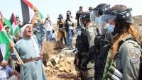 Onlarca Filistinli Siyonistlerin Saldırılarında Yaralandı