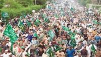 Pakistanlı Oturma Eylemi Yapanların Şartı Fransa Büyükelçisinin Ülke Dışı Edilmesi Oldu