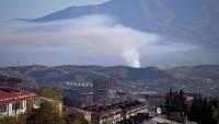 Ermenistan Karabağ'ın sivil bölgelerini vurdu