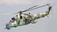 Ermenistan'da Bir Rus Helikopteri Düşürüldü