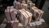 Bütçe Ekimde 4.9 Milyar Lira Açık Verdi