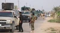 Haşdi Şabi: Hanekin'de IŞİD'e ait terör çetesi dağıtıldı