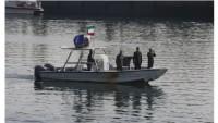 İran donanması, akaryakıt kaçakçılığı yapan Panama bandıralı yabancı bir gemiye el koydu