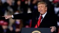 Trump: Beyaz sarayı demokratlara vermem