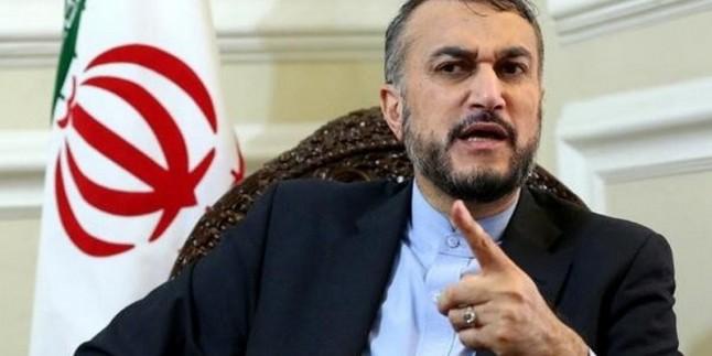 Abdullahian: Suud rejimi İsrail'in şom planlarının yolunu açıyor