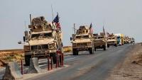 Irak Direniş Gruplarından Ashabı Kehf Birlikleri ABD İşgalcilerine Ait 2 Askeri Konvoyu Havaya Uçurdu