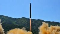 Kuzey Kore, denizaltıdan fırlatılma kabiliyetine sahip yeni bir balistik füze tanıttı