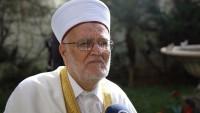 Mescidi Aksa hatibi Siyonist rejimin planı konusunda uyardı