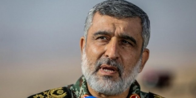 Tuğgeneral Hacızade: İslam Devrimi Muhafızlar Ordusu'nun gücü yenilendi
