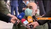 Tümgeneral Selami: İran, Düşmanın Bölgedeki Hareketlenmesine Tepki Göstermeye Hazır