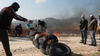 İşgalci İsrail yine Filistinli sivilleri hedef aldı: 16 yaralı