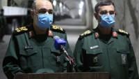 İran'ın güneyinde yeni bir yeraltı füze üssü açıldı