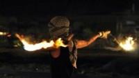 Kudüs'te İsrail işgal güçleri ile Filistinli gençler arasında çatışma yaşandı
