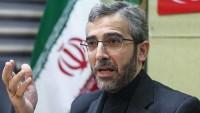 Bageri Keni: Ambargolara göz yuman raportör İran halkı aleyhindeki cinayetler ortağıdır