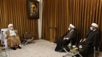 Ayetullah Nuri Hemedani: Siyonizmin kanserli tümörü kaldırılmalı