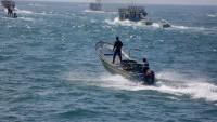 İşgal güçleri Filistinli balıkçıların teknesini batırdı