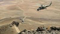Afganistan Ordusuna Ait Askeri Helikopter Düştü: 9 Ölü