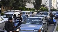 Lübnan'da para biriminin değer kaybetmesi nedeniyle protestolar sürüyor