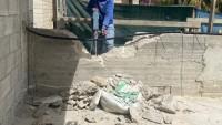 İşgal yönetimi Kudüslü aileyi evini yıkmaya zorladı