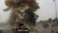 Iraklı Direnişçiler İşgalci ABD Güçlerine Ait 2 Askeri Bir Konvoyu İmha Ettiler