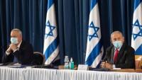 """Siyonist İsrail savaş bakanı Netanyahu'ya """"çöp"""" dedi"""