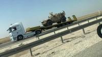 Iraklı Direnişçiler 3 Ayrı Bölgede Büyük Şeytan ABD Konvoylarındaki Araçları Hedef Aldı