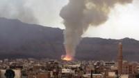 Siyonist Suud İşgalcilerine Ait Uçaklar Hudeyde Şehrindeki Sivilleri Hedef Aldı: 5 Yaralı