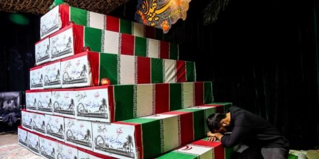 63 Şehidin Pak Naaşı İran'a Getirildi
