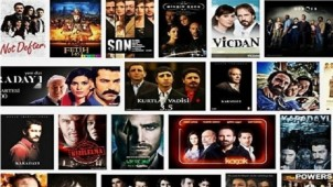 Azerbaycan halkından ahlaksız Türk dizilerine tepki