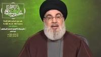 Seyyid Hasan Nasrallah'tan Kudüs gençlerinin direnişi ve mücadelesine övgü