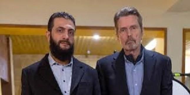 Nusra Teröristleri Lideri Culani: ABD Ve Batı İle Ortak Çıkarlarımız Var