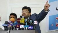 Muhammed Ali el-Husi: Yabancı güçler Marib'den çıkmalı