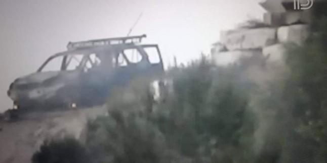 İsrailli 1 General ve 2 Subayında bulunduğu 12 Siyonist asker cehenneme yuvarlandı