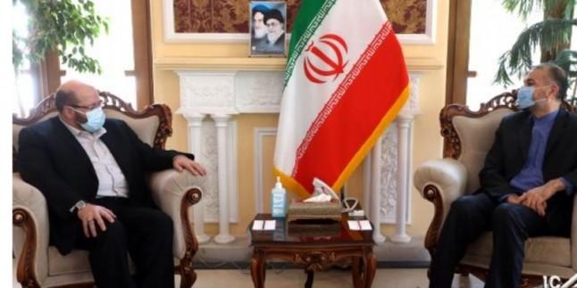Emir Abdullahiyan: Siyonist rejimin küstah eylemleri kesinlikle cevapsız kalmayacak