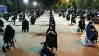 İran'da ilk Kadir gecesi merasimi düzenlendi