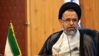 İran İstihbarat Bakanı: Dünya Kudüs Günü, Siyonist rejimin yıkımını vaat ediyor