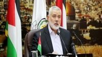 Hamas Lideri İsmail Haniyye'nin Konuşmasından Satır Başları