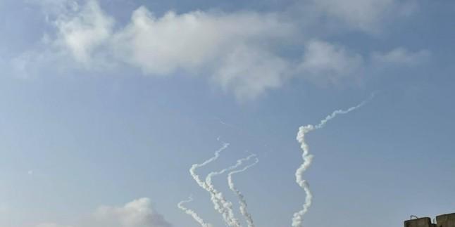 Kassam Tugayları: İsrail'i 5 dakika içinde 137 ağır kalibreli roketle vurduk