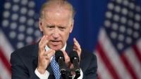 Büyük Şeytan'ın Başkanı Biden: Demir kubbenin aldığı zararları gidereceğiz.