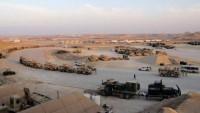 Irak Direnişi Büyük Şeytan ABD'nin Aynul Esed Üssünü Füzelerle Vurdu