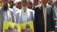 İranlı Ehl-i Sünnet ulemadan Kudüs'e destek vurgusu